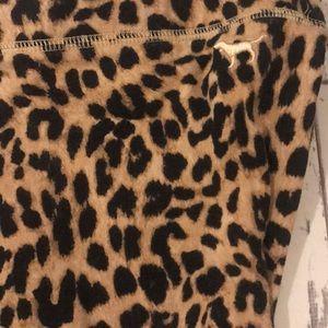 PINK Victoria's Secret Pants - Pink Victoria's Secret leopard leggings